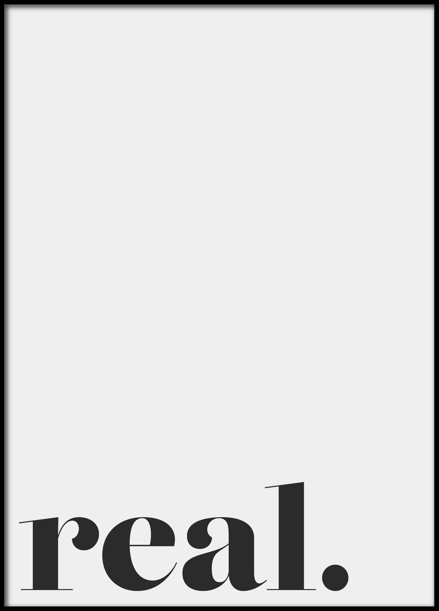 posters svartvitt